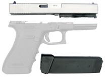 Glock 50 GI, Glock 50 Cal, Glock 21, barrel