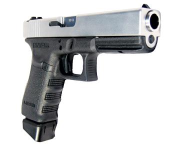 Glock 50 GI, Glock 50 Cal, Glock 21, Conversion