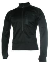 blackhawk-three-quarter-zip-grid-fleece-pullover