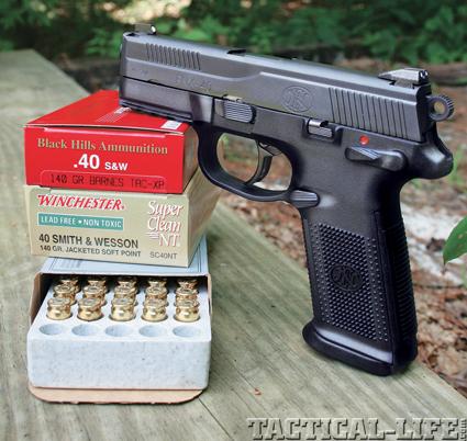 FNH USA'S FNX-40