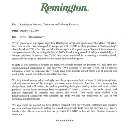 remington-message