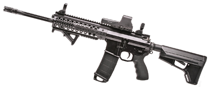newtown-firearms-nf-15-shot-show-2011