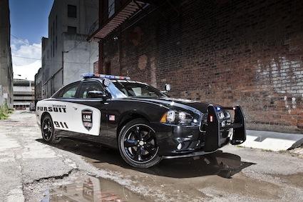 2012 Dodge Charger Pursuit