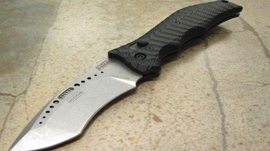 Darrel Ralph Hand Tech Made Knife