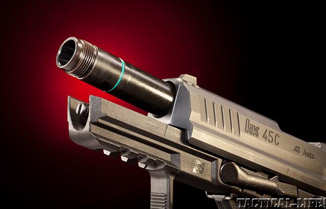 HK45C 2011 barrel