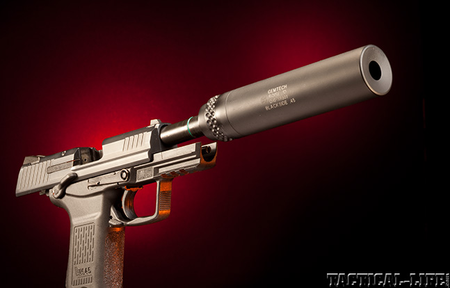 HK45C 2011 silencer
