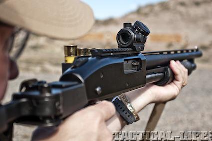 20 Gauge Mossberg Shotgun