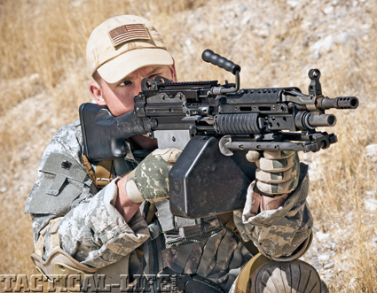 machine gun armory