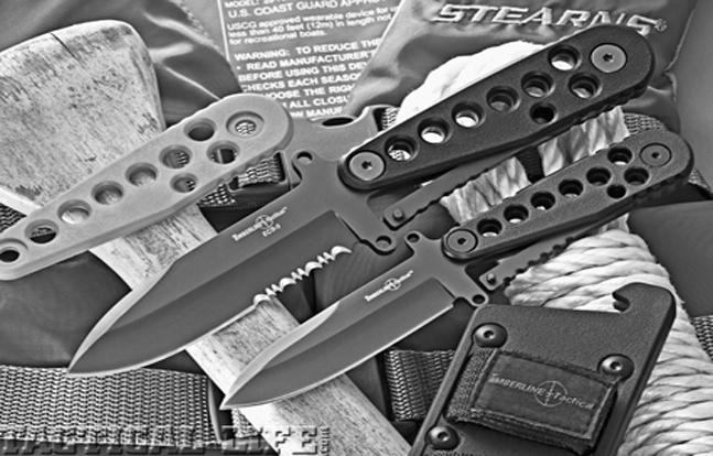 E.C.S. Series Knives