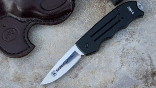 S&W/Taylor Knife