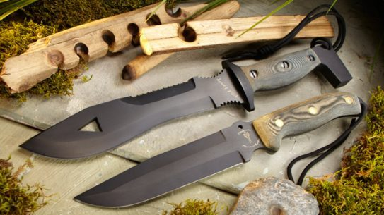 Scorpion Knives Campbell Saguaro and Parry Signature