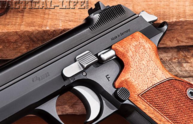 Sig Sauer P210 Legend Trigger