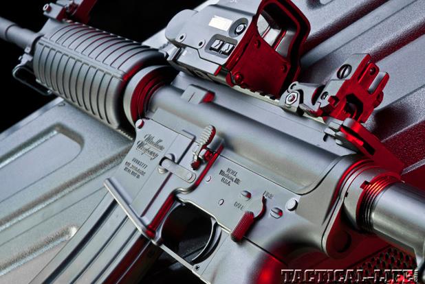 Windham Weaponry SRC 5.56mm Backup Rear