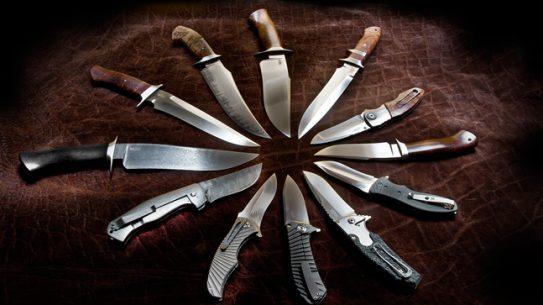Wilson Tactical Custom Alliance Knives