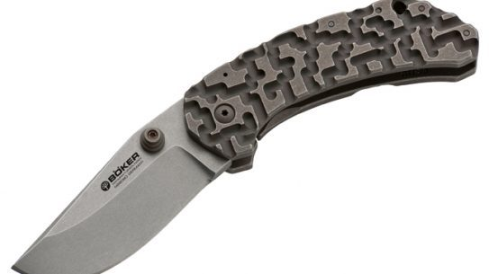 Boker Minos Knife