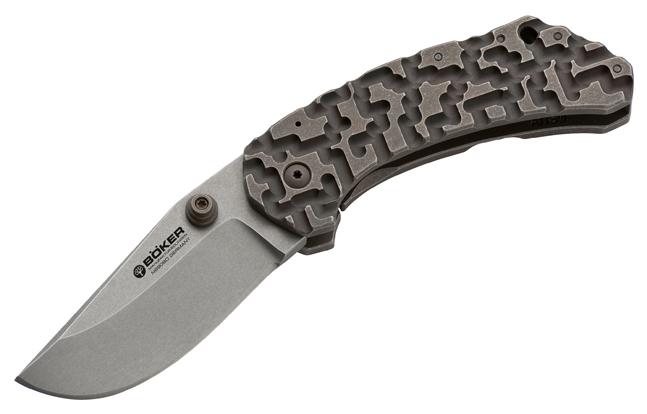 Boker Minos Knife