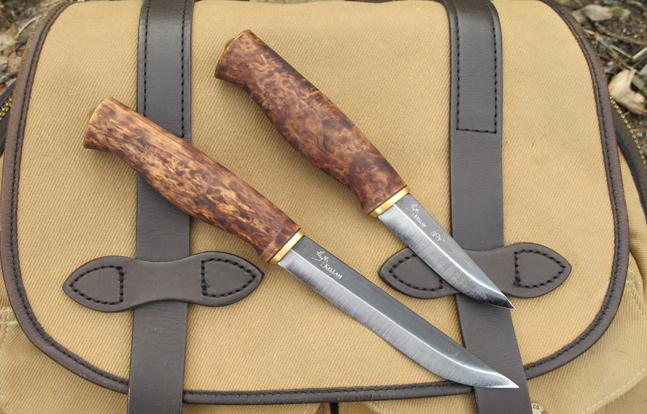 Kellams Wild Finn Knives