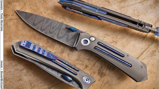 Todd Rexford Knives