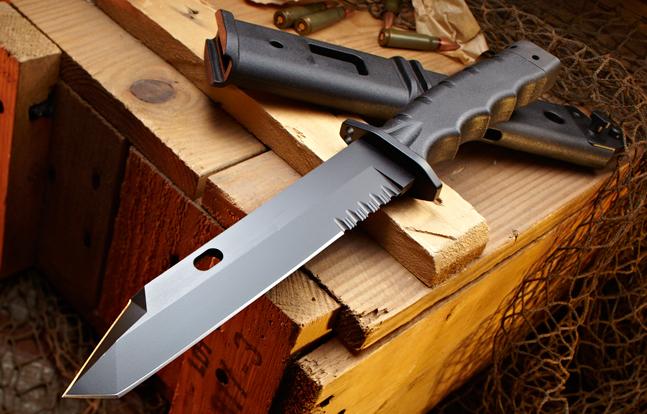 Czech Bayonet Tactical Knife