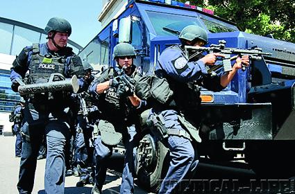 St. Louis City SWAT