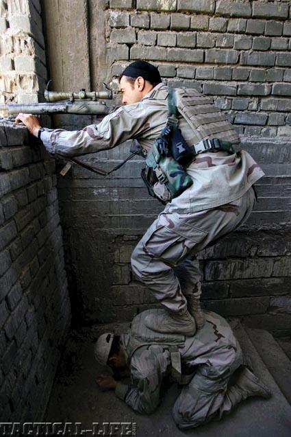 US ARMY SNIPERS. RAMADI IRAQ