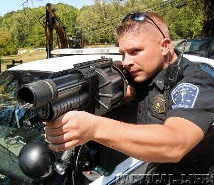 Penn Arms PGL-65 40mm launcher