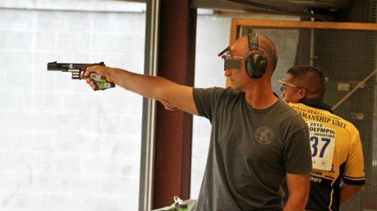 Emil Milev Rapid Fire - Credit USA Shooting