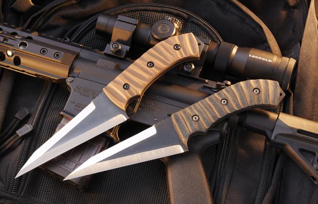 Scalpel Factory 11 Bravo Knives