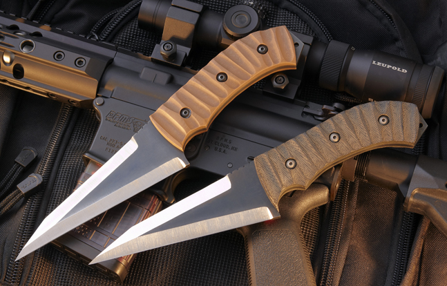 Tactical Knives 2012 Issue