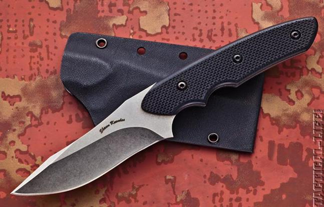 Shawn Knowles Jerzee Devil Knife