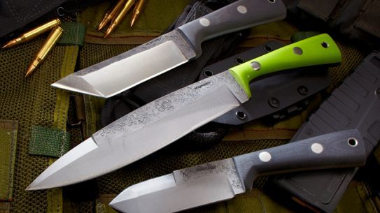Lon Humphrey's Deathwind Series Knives