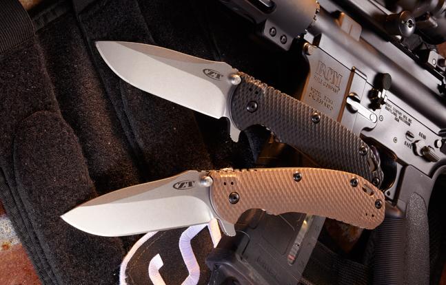 ZT Hinderer Knife