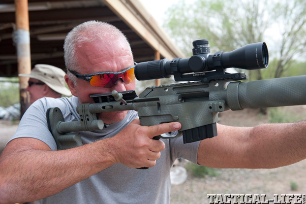 "McMillan Precision-Rifle Course Compact ""Stubby"" Rifle"