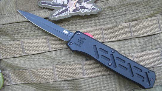 OTF Defensive Auto Knife