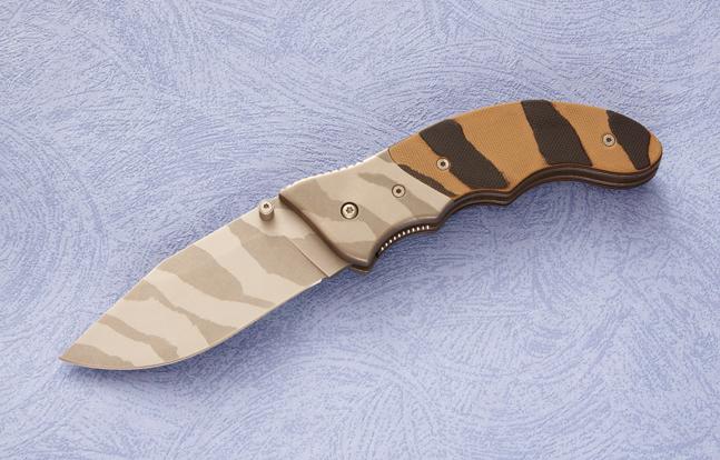 Mike Draper's Sabra Knife