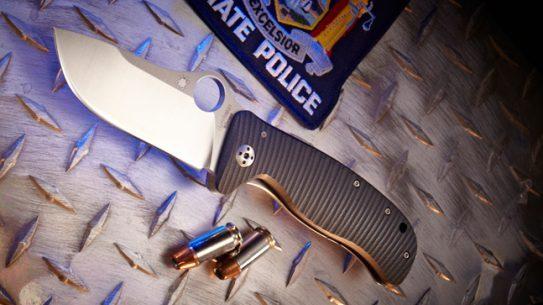 Spyderco Lion Steel LionSpy