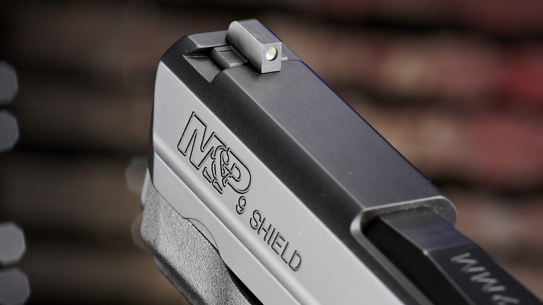 Smith & Wesson M&P Shield 9mm - Front Sight