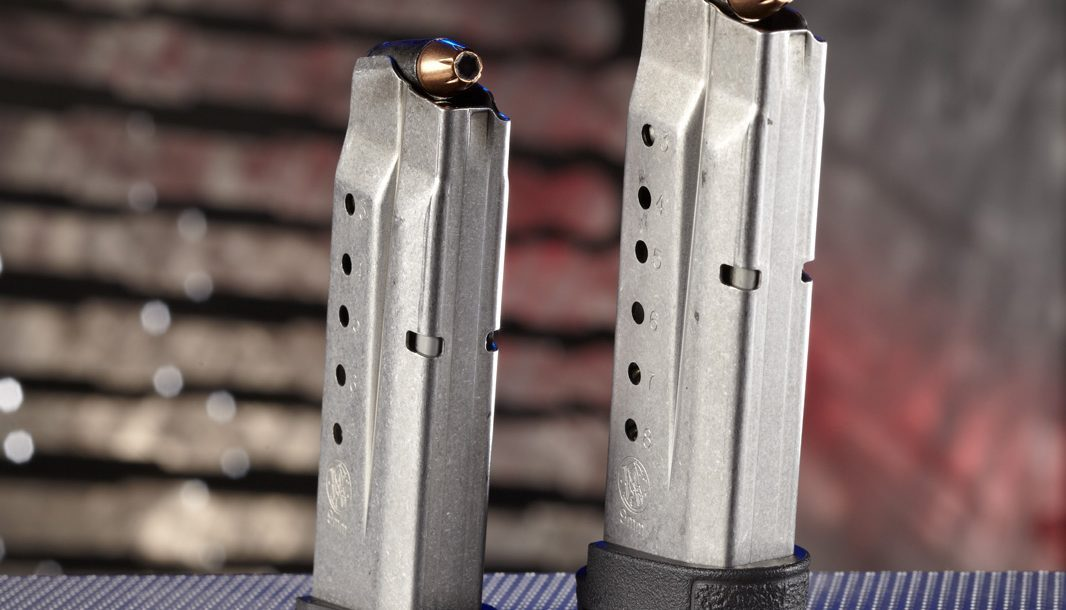 Smith & Wesson M&P Shield 9mm - Magazines