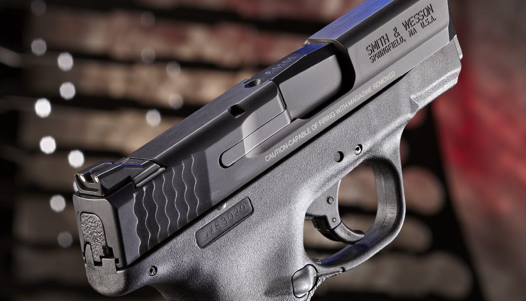 Smith & Wesson M&P Shield 9mm - Right Side