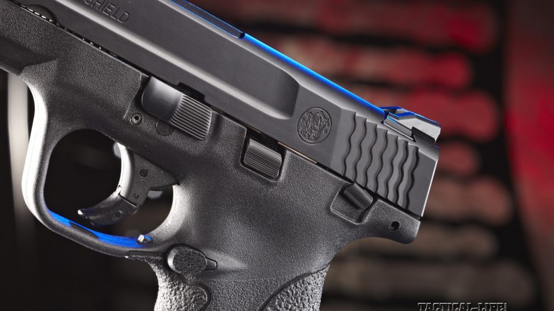 Smith & Wesson M&P Shield 9mm - Trigger