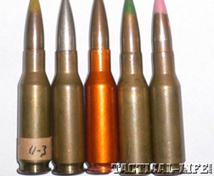 n 1948 the .280 British  cartridge launched a 140-grain bullet at around 2,500 feet per second and offered better accuracy and long-range terminal ballistics than  the .303.