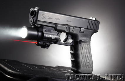 Glock 21 Gen4 Review, G21 Review, lead