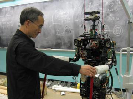 DARPA Robotics Challenge