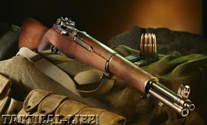 M1 Garand Military Rifle