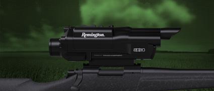 Remington 2020 Digital Optic System