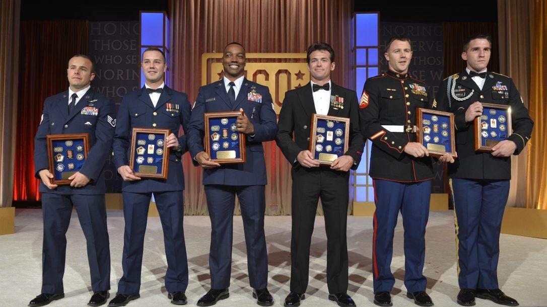 2013 USO Gala Honors Heroes, Volunteers