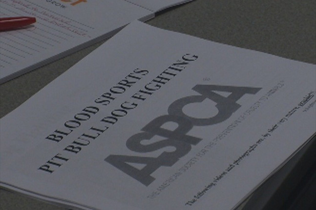 ASPCA Teams with Kansas City PD to Combat Dog Fighting