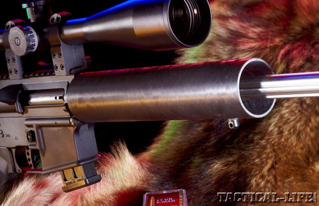 Alexander Arms .17 HMR Handguard