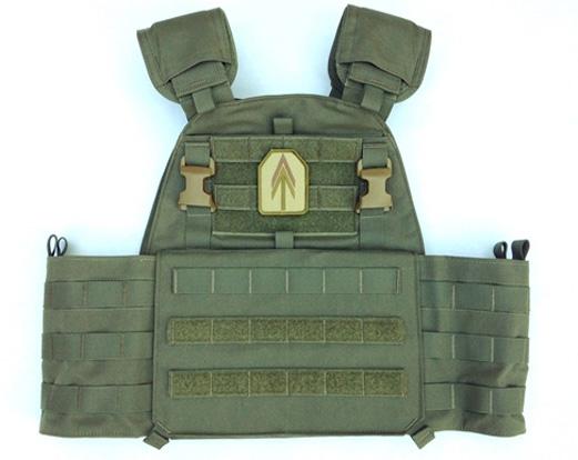 Appalachian Training Mayflower Assault Plate Carrier