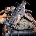 Beretta ARX160 Left Front View